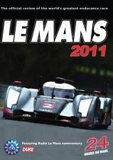 LE MANS 2011 REVIEW Audi R18 E-Tron Quattro TDI 3.7L V6 Turbo Hybrid Rg Free DVD