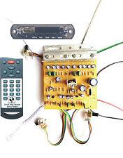 100W DIY STEREO AUDIO AMPLIFIER CIRCUIT KIT BOARD BASS TREBLE 4440 IC BLUETOOTH