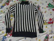 VTG Winn-Well Canada Referee American Hockey Association 60's Jersey Uniform s m
