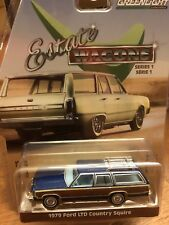 Greenlight Estate Wagons  1979 Ford LTD Country Squire station wagon