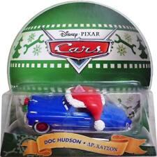 VOITURE CARS DISNEY PIXAR NEUVE // DOC HUDSON BONNET NOEL //