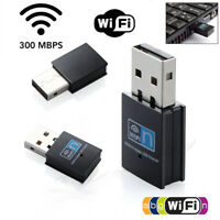 300Mbps  Wireless Wifi Adapter Network For Windows 10  Linux IEEE 802.11n/g/b
