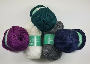 Rico Wild Wild Wool Knitting Yarn 100g Ball