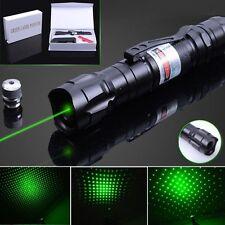1mw 532nm 8000m Powerful Green Laser Pointer Light Pen Lazer Beam