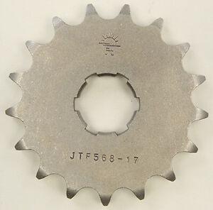 JT Sprockets Steel Front Sprocket 530 17T Honda CB77 Yamaha XS650 JTF568 17