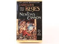 VG! Newton's Cannon (The Age of Unreason, Book 1) by Keyes, J. Gregory