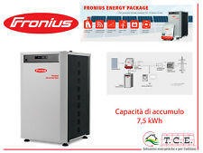 Batteria litio - ferro fosfato FRONIUS SOLAR BATTERY 7,5 storage fotovoltaico