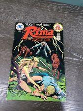 Rima The Jungle Girl #2 Year 1974