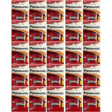Lot of 50 Panasonic CR123 DL123 123 CR-123APA/1B 3V Lithium Battery 2025