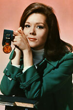 Diana Rigg The Avengers 11x17 Mini Poster with watch