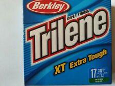 Berkley Trilene Xt Mono Filler Spool Low Vis Green 330 Y 17 Lb Usa Made