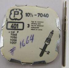 Peseux 7040 7046 7050 7056 7057 regular winding stem 401 tap 10