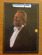 JAMES LAST 1984 UK TOUR PROGRAMME SMOOTH EASY LISTENING JAZZ HAMMOND GERMANY