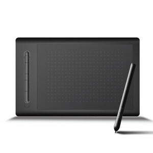 14'' Bluetooth Drawing Tablet Board Graphics Tablet Sensitive Pen For Computer