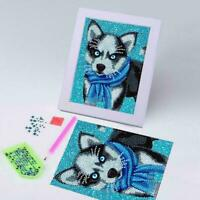 15x20cm Animal DIY 5D Diamond Painting Embroidery Cross Craft Art Stitch A5E1
