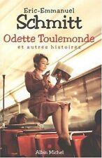 Odette Toulemonde.Eric-Emmanuel SCHMITT.Albin Michel  S004