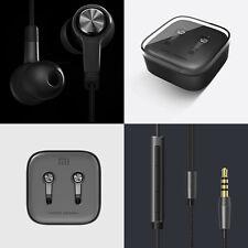 100% Original Xiaomi Piston 3 Earphones Earbuds In Ear Mic Remote Wire Control