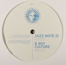 "KRUST - Jazz Note II - Vinyl 12"" V Recordings"