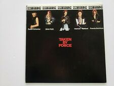 Scorpions Taken By Force LP 1977 US NM Promo Stamp-Used