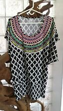 NWOT Trina Turk Tunic/Cover Up Sz. L