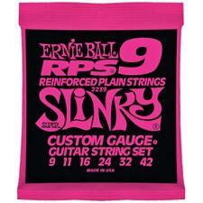 Ernie Ball 2239 RPS Reforzado Super Slinky Cuerdas para Guitarra Eléctrica 9-42