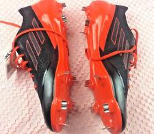 separation shoes 63c11 ebaaf New Adidas Adizero Men s Size 13 Afterburner Baseball Cleat Black Orange   S294