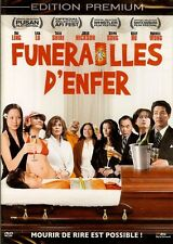 FUNERAILLES D'ENFER DVD NEUF/CELLO