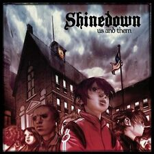 Us and Them by Shinedown (CD, Oct-2005, Atlantic (Label))