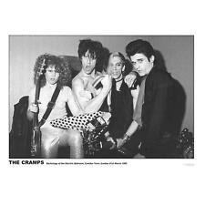 "Cramps poster ""Electric Ballroom 1980"""