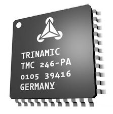 Trinamic TMC246A-PA smart power microstepping driver for bipolar stepper motors