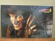 Vintage A Nightmare on Elm Street 4 Dream master movie poster 2685