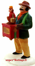 Dept. 56 Organ Grinder with Hurdy-Hurdy & Monkey Christmas in the City 59579