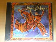 RARE CD / SWING MANIA / BOOG IT ! / NEUF SOUS CELLO