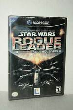 STAR WARS ROGUE LEADER ROGUE SQUADRON II USATO GAMECUBE ED AMERICANA GD1 53258