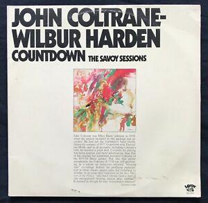 JOHN COLTRANE - WILBUR HARDEN - Countdown - SAVOY SJL 2203 2LP superb