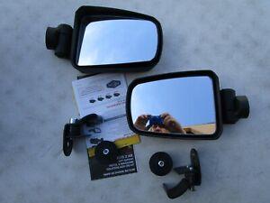 Seizmik Pursuit Side View Mirrors pair 18073