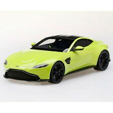 TopSpeed 1:18 Aston Martin Vantage Lime Essence TS0183 *NEW IN BOX*