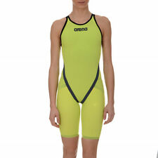 Arena Size 30 POWERSKIN Carbon Flex WCE 15 Kneeskin Color FLOU GREEN STEEL NWT