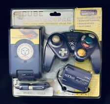 (Brand New Sealed) Nyko Nintendo GameCube 4-in-1 Accessory Starter Bundle