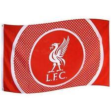 Liverpool F.C. Flag - Latest Bullseye Design Flag