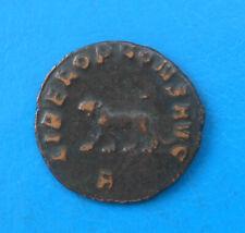 Gallien Gallienus antoninien LIBERO P CONS AVG , bestiaire , panthère