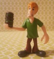 """HANNA-BARBERA SCOOBY DOO TRAP TIME WHO DUNNIT SHAGGY FIGURE 2.5"""""""