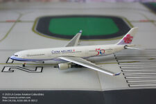 Phoenix Model China Airlines Airbus A330-300 50th Anniversary Color Model 1:400