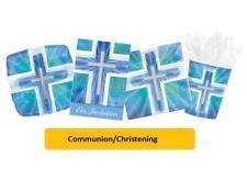 Artículos de fiesta Amscan color principal azul bautizo