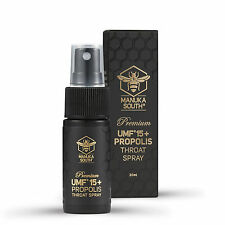 NZ Manuka South UMF 15+ Propolis Throat Spray 30ml