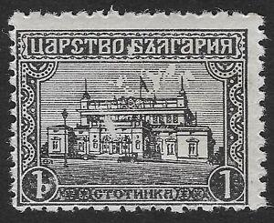 Bulgaria 1919 National Assembly Sofia 1 ST (FBox)