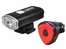 Lighthouse - Elite Rechargeable LED Bike Light Set