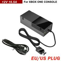 For Microsoft Xbox One Console AC Adapter Brick Charger Power Supply Cord Cable#