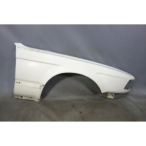 1988-1994 BMW E32 7-Series Factory Right Front Fender Quarter Panel Alpine White
