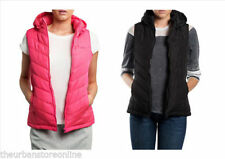 Polyester Vest Dry-clean Only Solid Coats & Jackets for Women